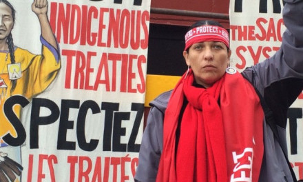 Where the Indigenous Women's Treaty differs from the Paris Accord