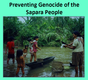 Sapara Peoples, Ecuador